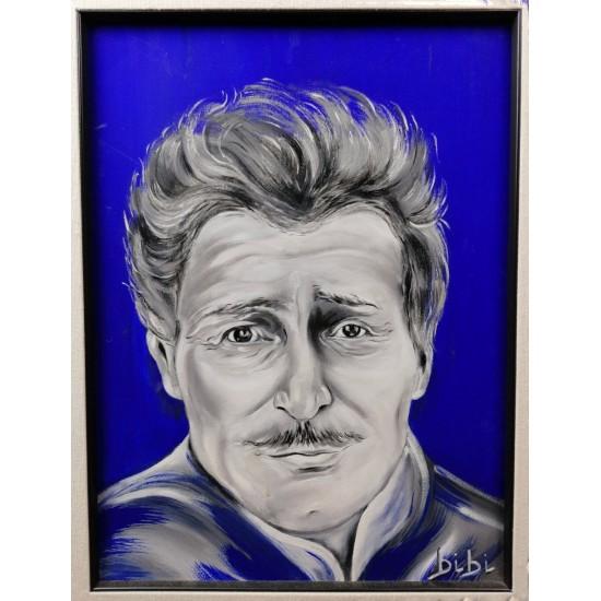 Domenico 布面油画 30 * 40厘米